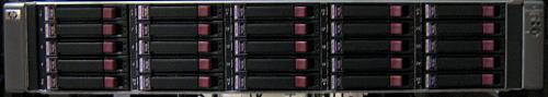 HP MSA70 SAS enclosure